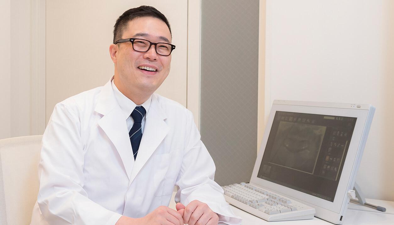 インプラントの名医・筒井隆史